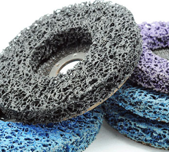 Abrasive Strip Discs
