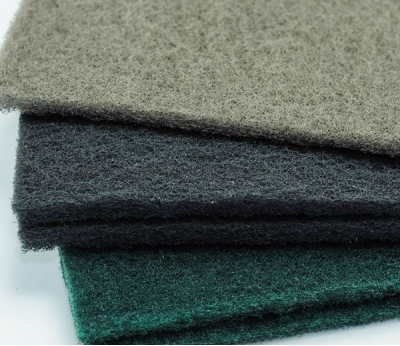 Non-woven Abrasive Rolls And Pads 8447