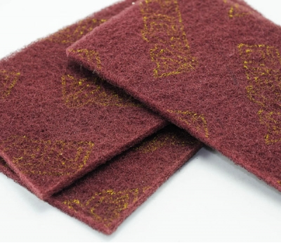 Non-woven Abrasive Rolls And Pads 7447